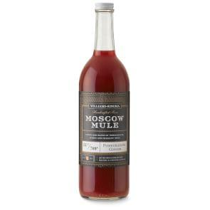Williams Sonoma Ginger Mule Cocktail Mix, Pomegranate