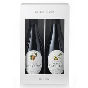 Williams Sonoma House Extra-Virgin Olive Oil & Balsamic Gif