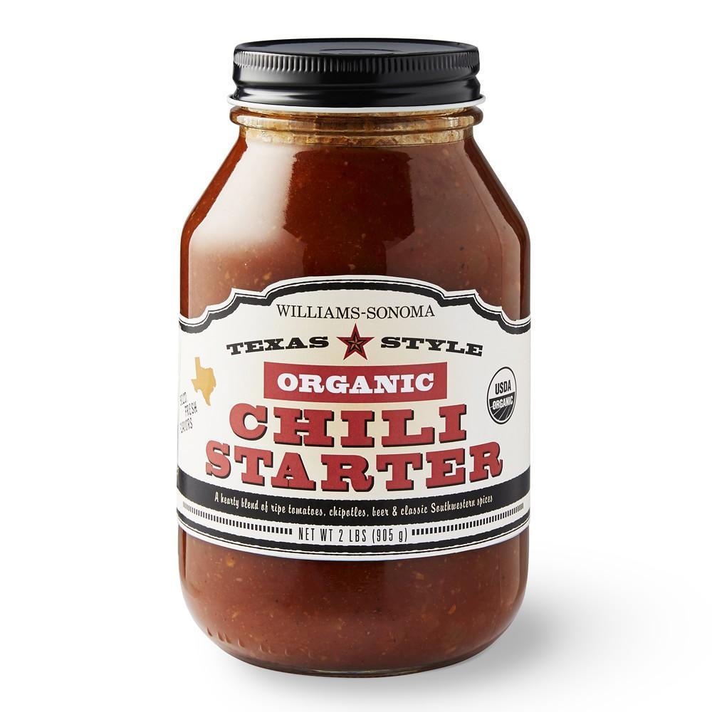 Williams Sonoma Organic Texas Style Chili Starter