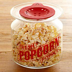 Catamount Popcorn Popper