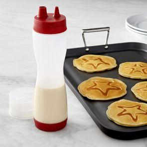 Williams Sonoma Dual Tip Pancake Pen