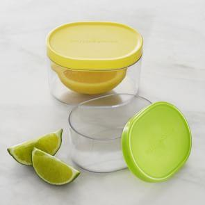 Williams Sonoma Citrus Saver, Set of 2