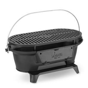 Lodge Sportmans Camping Grill Barbecue