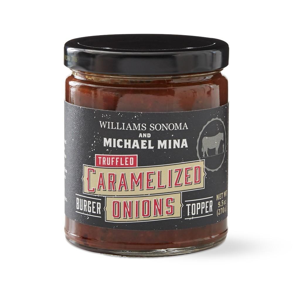 Michael Mina's Caramelised Onion Burger Topper