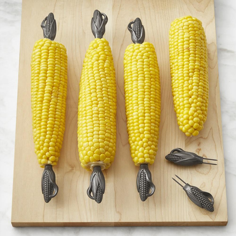 Corn Holders, Set of 8