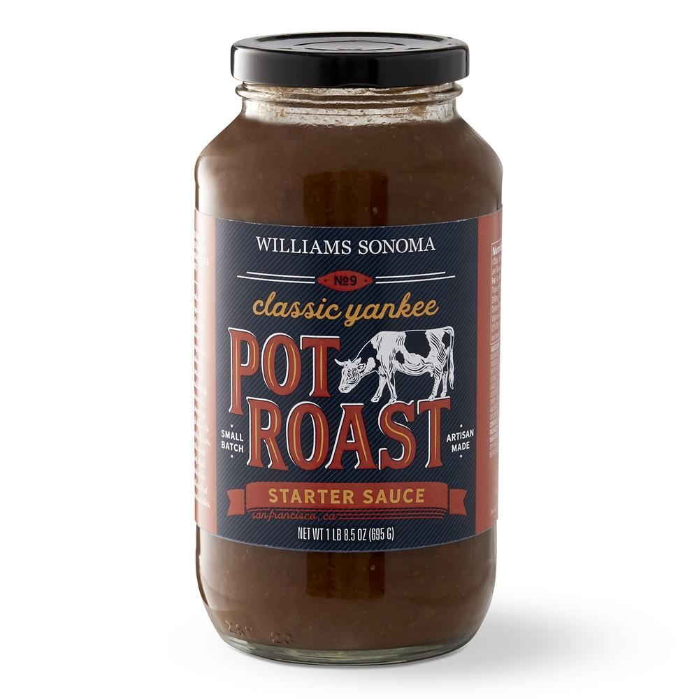 Williams Sonoma Braising Sauce, Yankee Pot Roast