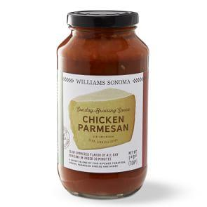 Williams Sonoma Sunday Braising Sauce, Chicken Parmesan