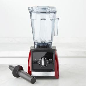 Vitamix® A2500i ASCENT™ Series High-Performance Blender, Red