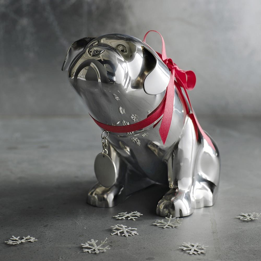 Bulldog Cocktail Shaker