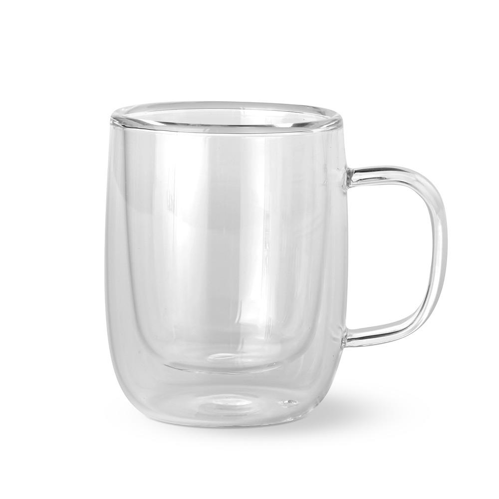 Double-Wall Glass Espresso Mug