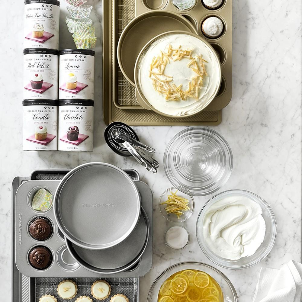Williams Sonoma Georgetown Cupcake Mix, Gluten-Free Vanilla