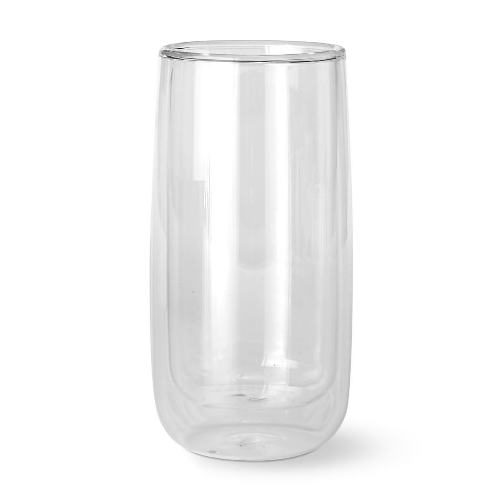 Double-Wall Glass Tall Tumbler