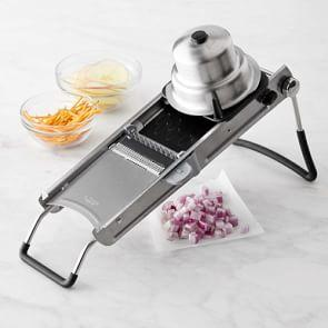 de Buyer Revolution Dicing Mandoline