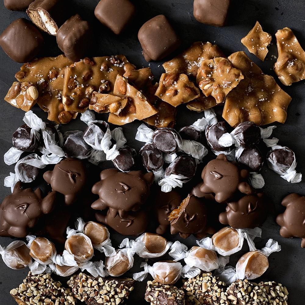 Williams Sonoma Handcrafted Toffee