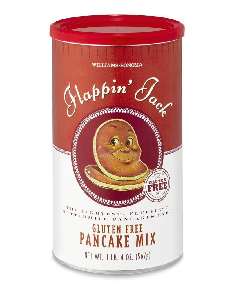 Williams Sonoma Gluten-Free Flappin' Jack Pancake Mix