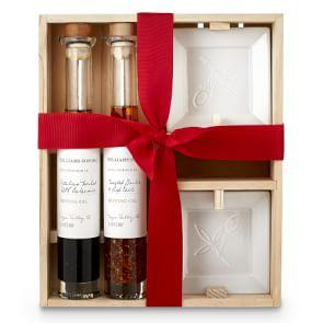 Williams Sonoma Dipping Oils Gift Set