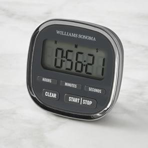 Williams Sonoma Digital Compact Timer