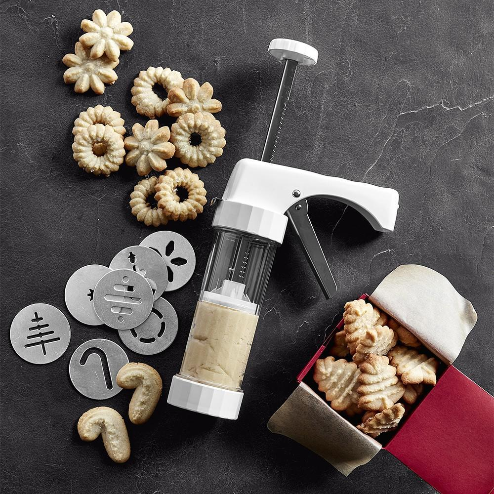 Kuhn Rikon Cookie Press And Deco Set Williams Sonoma Au