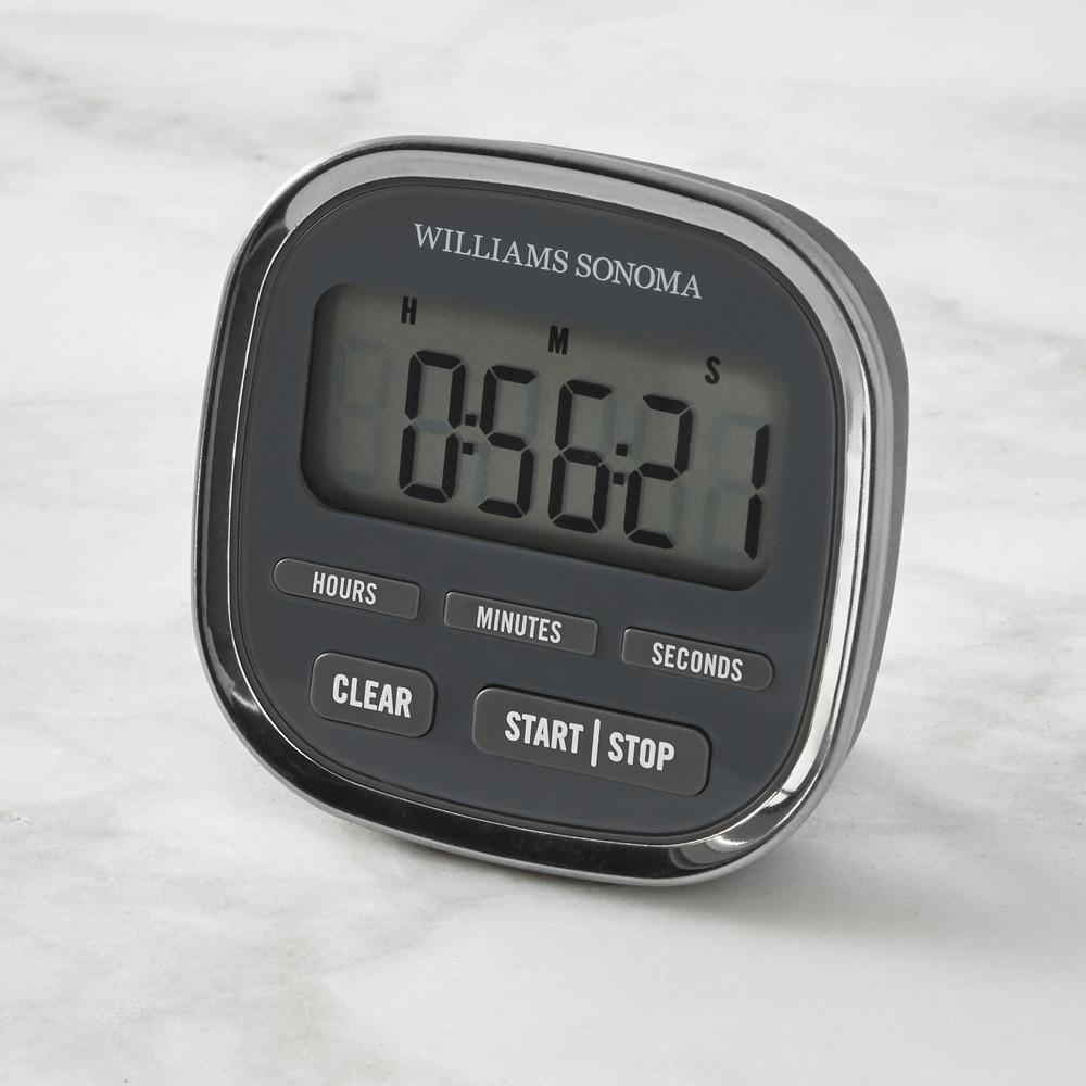 Williams Sonoma Digital Compact Timer