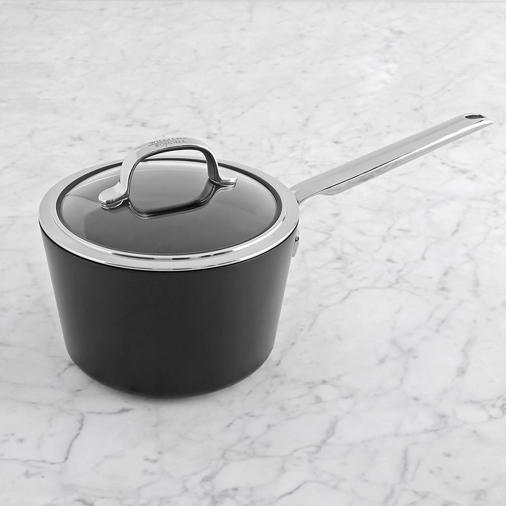 Williams Sonoma Professional Nonstick Saucepan with Lid