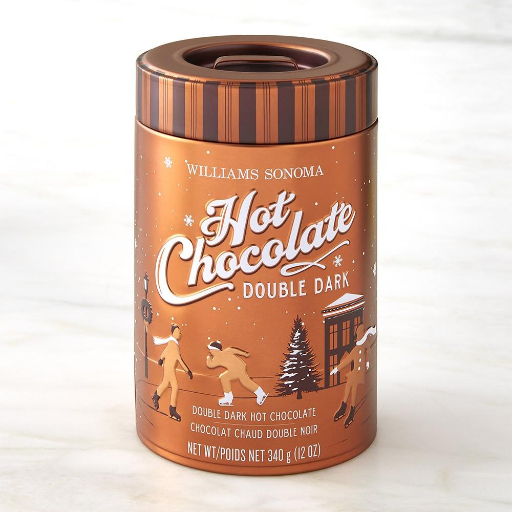 Williams Sonoma Double Dark Hot Chocolate