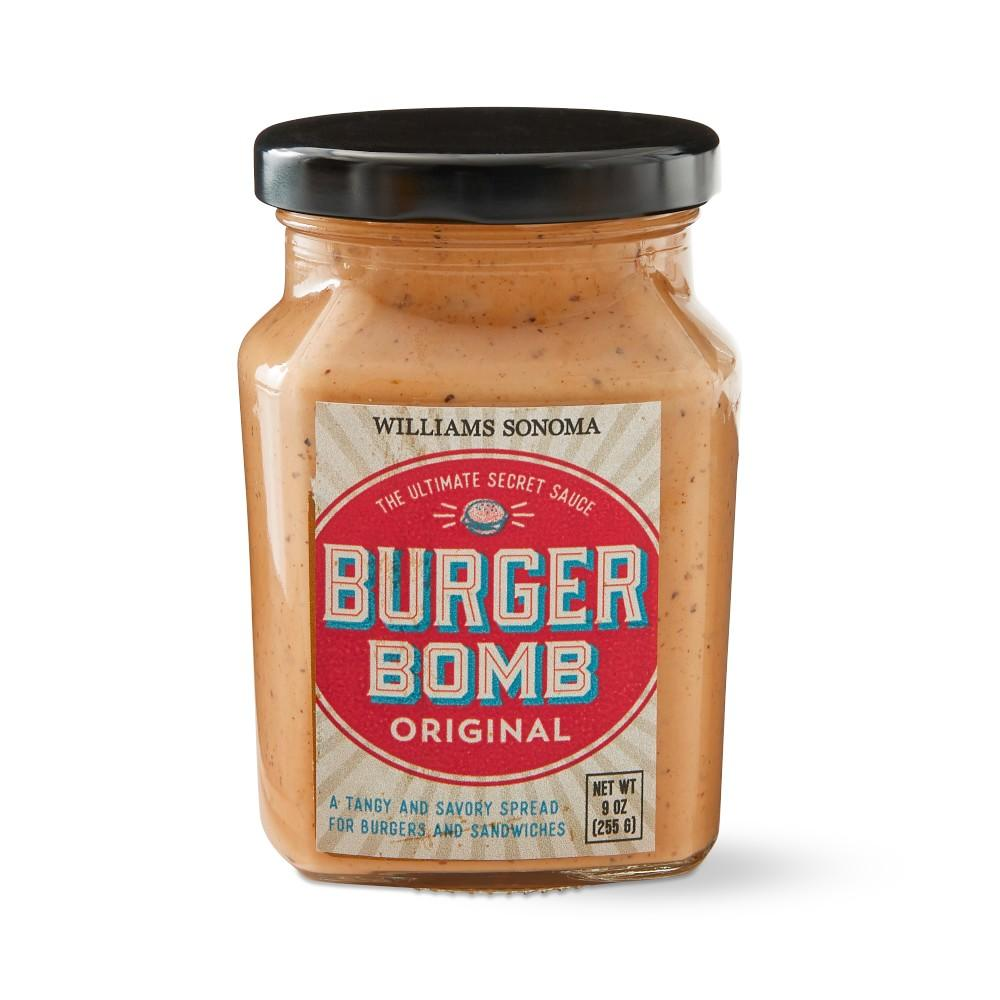 Williams Sonoma Burger Bomb Sauce