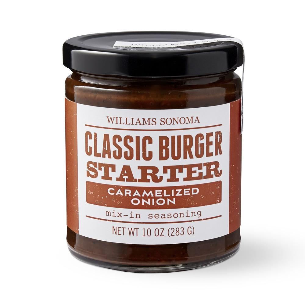 Caramelized Onion Burger Starter