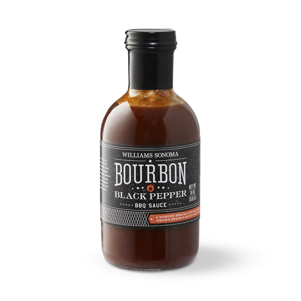 Bourbon and Black Pepper BBQ Sauce