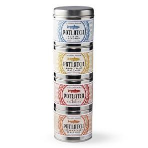 Williams Sonoma Mini Potlatch Rub Set