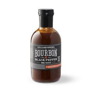 Bourbon and Black Pepper BBQ Sauce