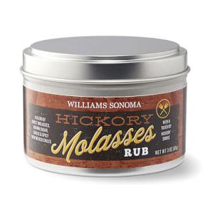 Williams Sonoma Rub, Hickory Molasses