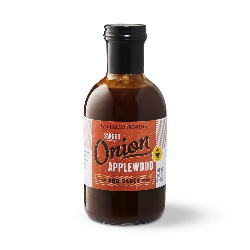 Sweet Onion Applewood BBQ Sauce