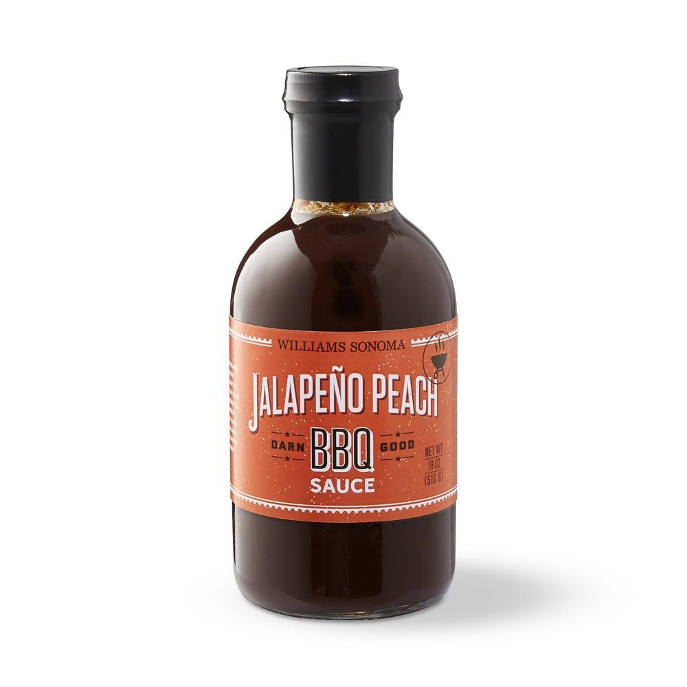 Williams Sonoma BBQ Sauce, Jalapeño Peach