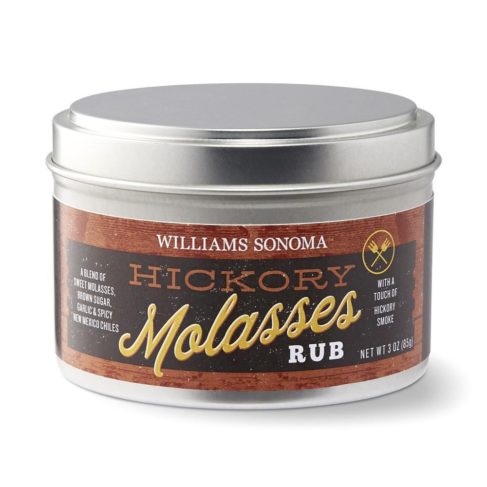 Williams Sonoma Rub, Hickory Molasses