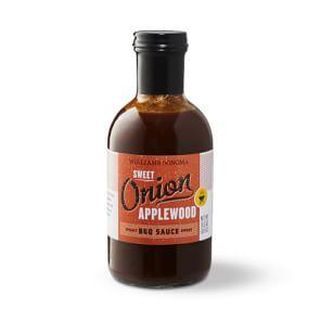 Sweet Onion Applewood BBQ Sauce