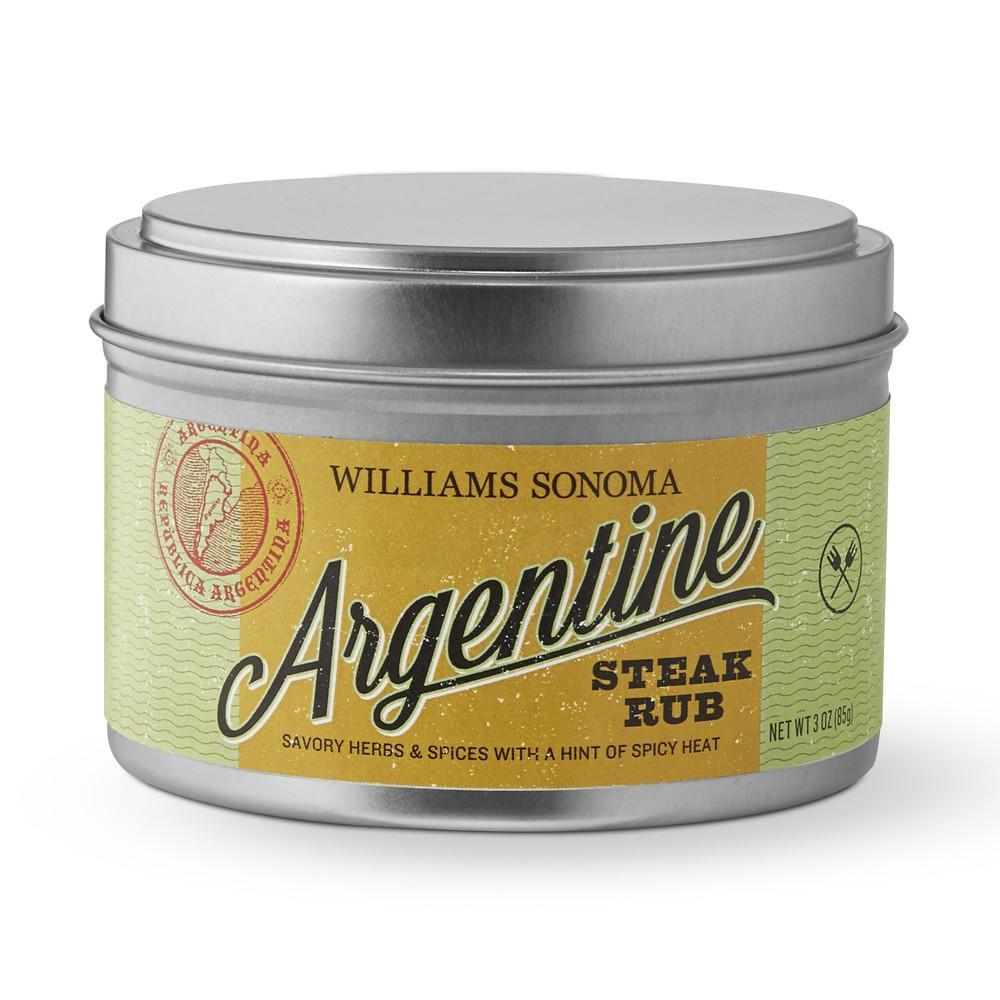 Williams Sonoma Rub, Chile Garlic Herb
