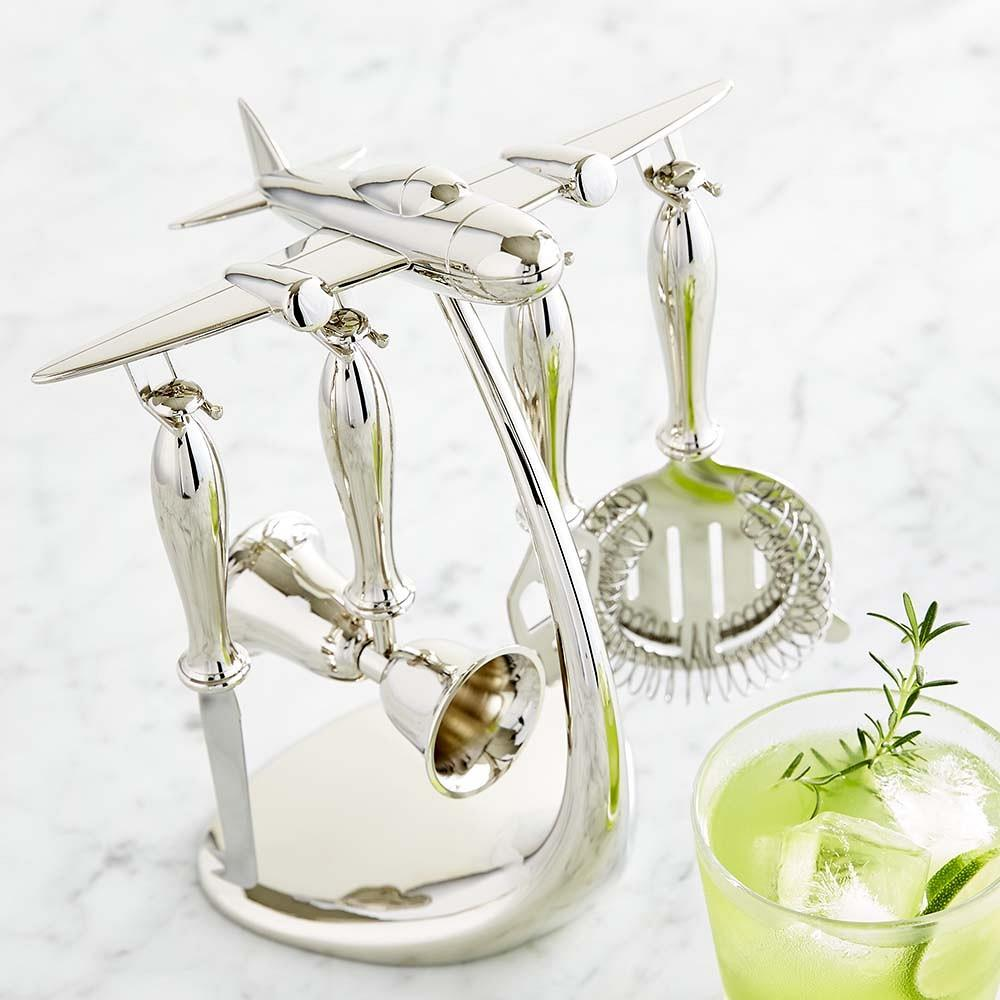 Aeroplane 5-Piece Bar Tool Set