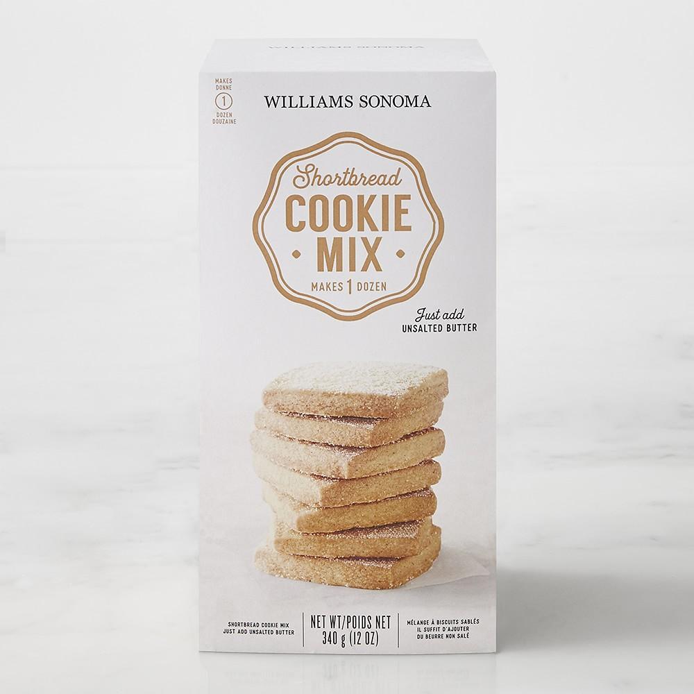 Shortbread Cookie Mix