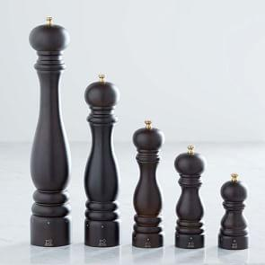 Peugeot Paris U Select Chocolate Salt & Pepper Mills