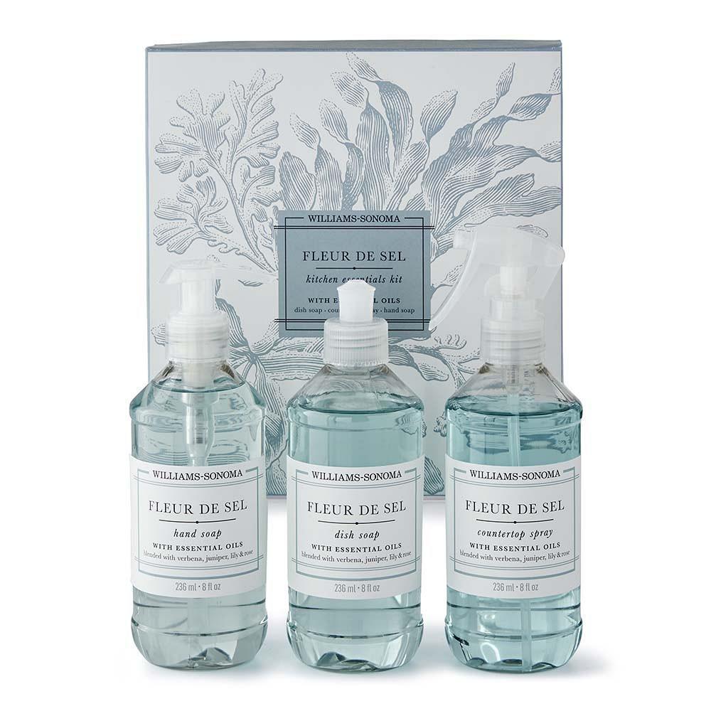 Williams Sonoma Kitchen Essentials Kit, Fleur De Sel | Williams ...