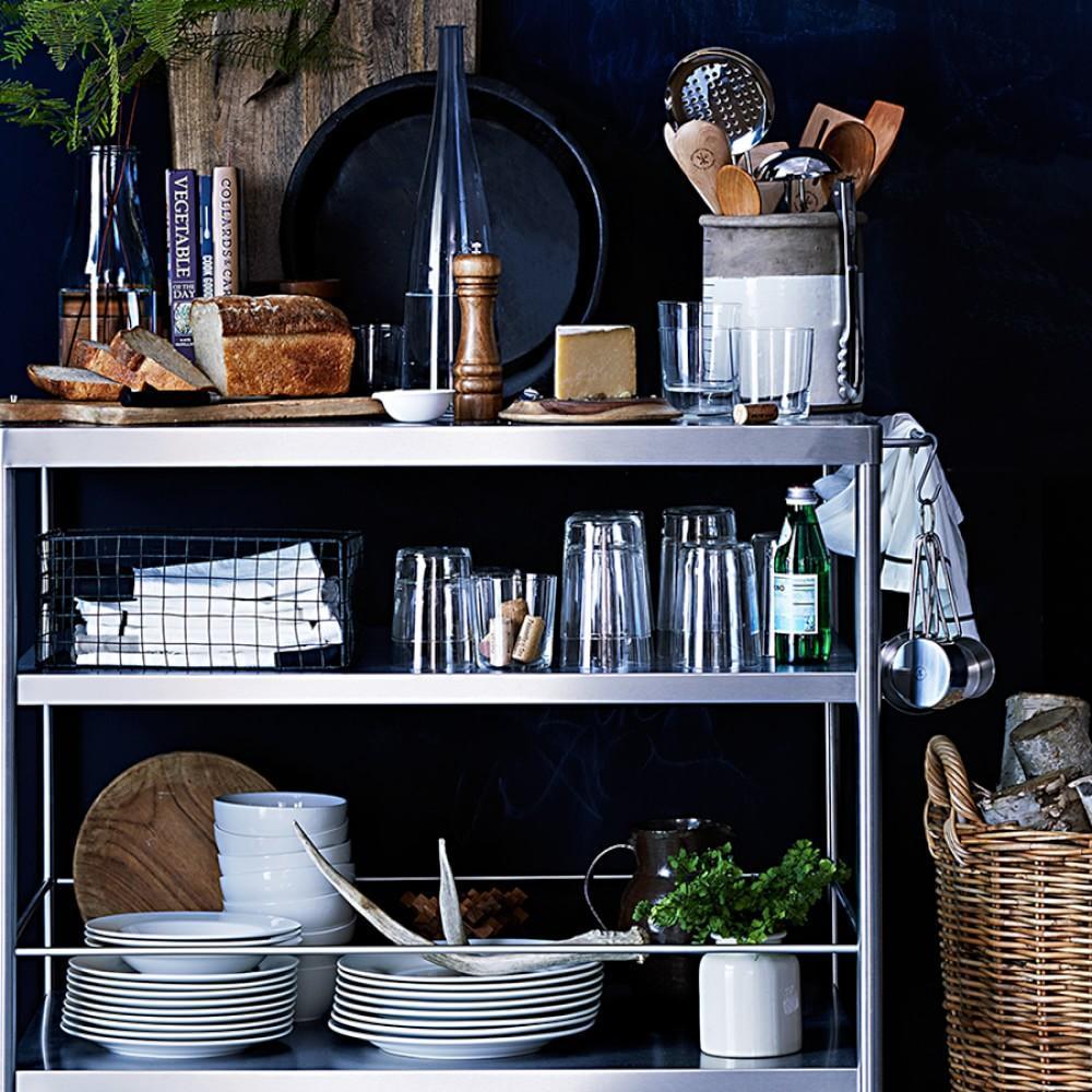 Williams Sonoma Open Kitchen Stainless-Steel Tongs