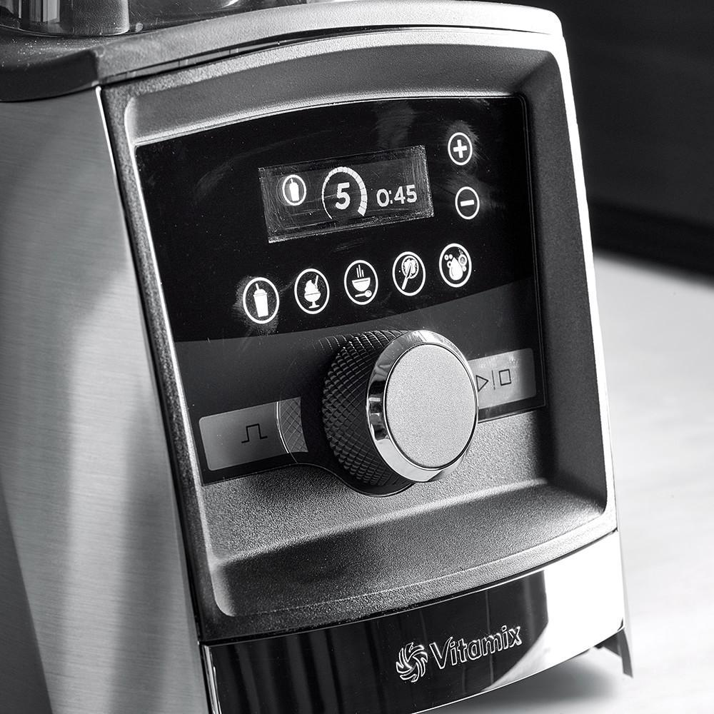 Vitamix® A3500i ASCENT™ Series High-Performance Blender, Brushed Stainless
