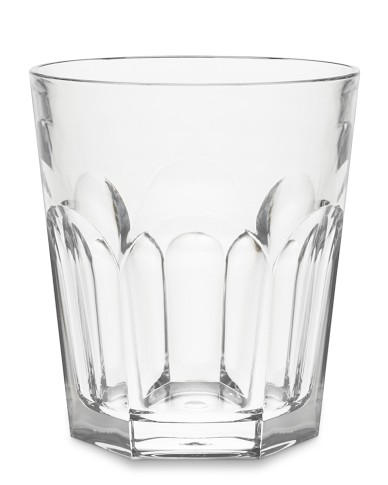 DuraClear® Faceted Small Tumbler