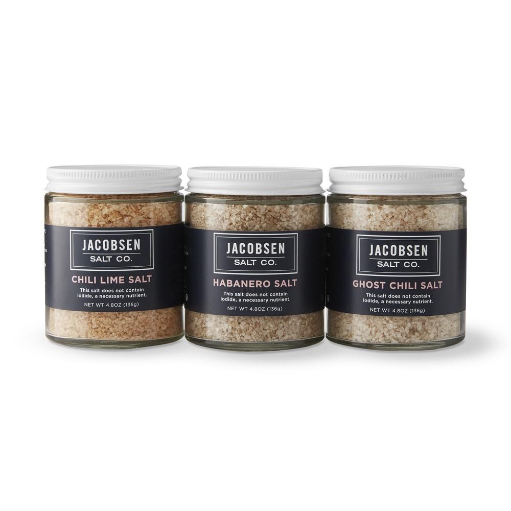 Jacobsen Salt Co. Spicy Trio