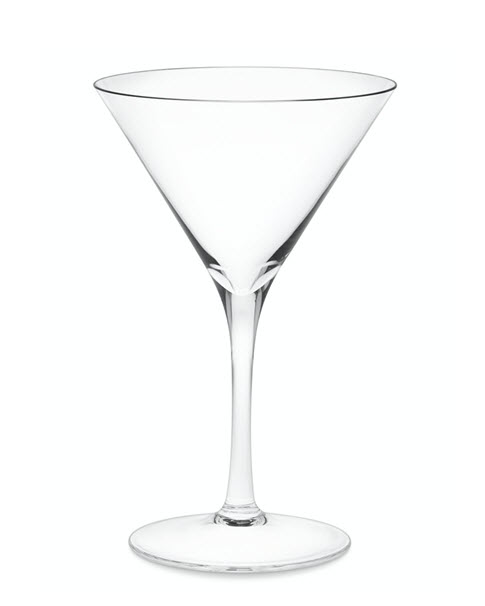 Williams Sonoma Martini Glass