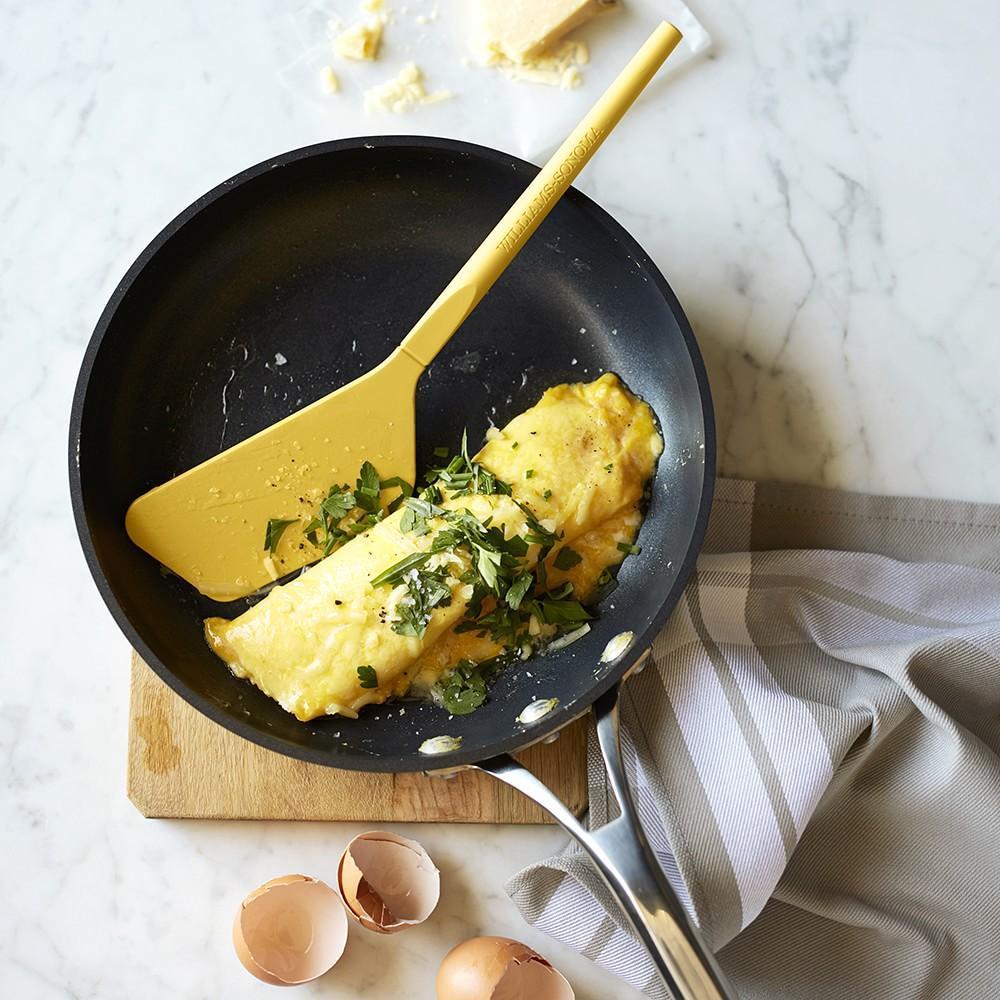 Calphalon Elite Nonstick Frying Pan Set, 20cm and 25cm