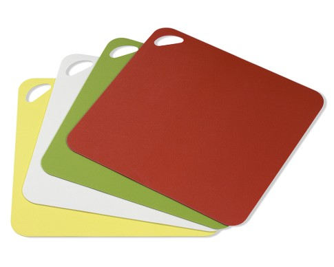 Dexas Flexi Chopping Boards, Set of 4