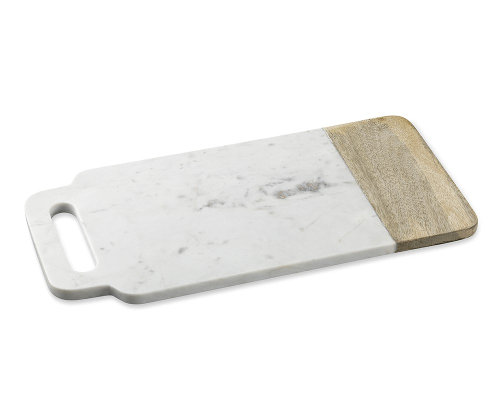Marble & Wood Cheese Boards