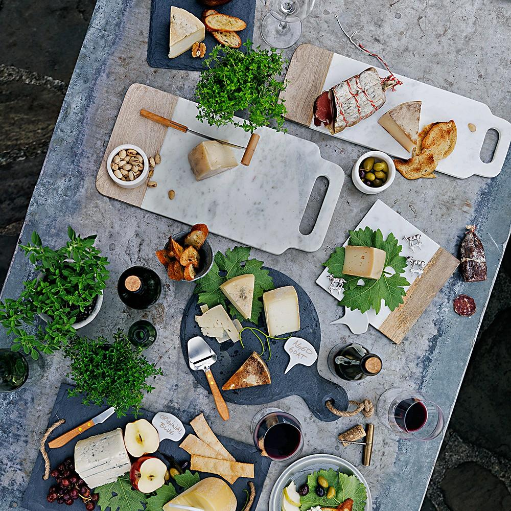 Marble Amp Wood Cheese Boards Williams Sonoma Au