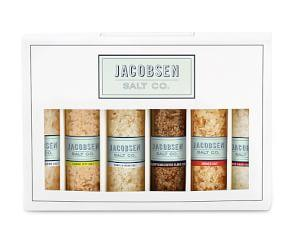 Jacobsen Salt Co. Vial Set, Set of 6